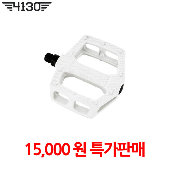 FLY RUBEN PC Pedals -White- [1만원 특별할인]