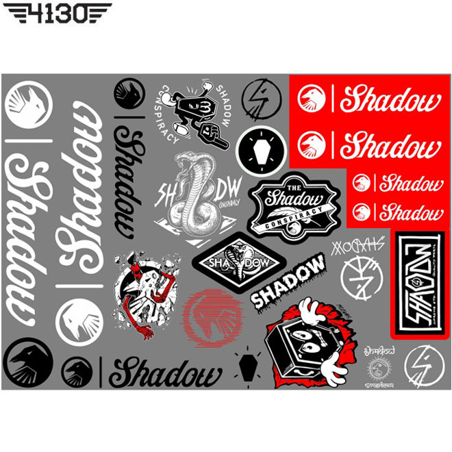 SHADOW 2017 Sticker Packs