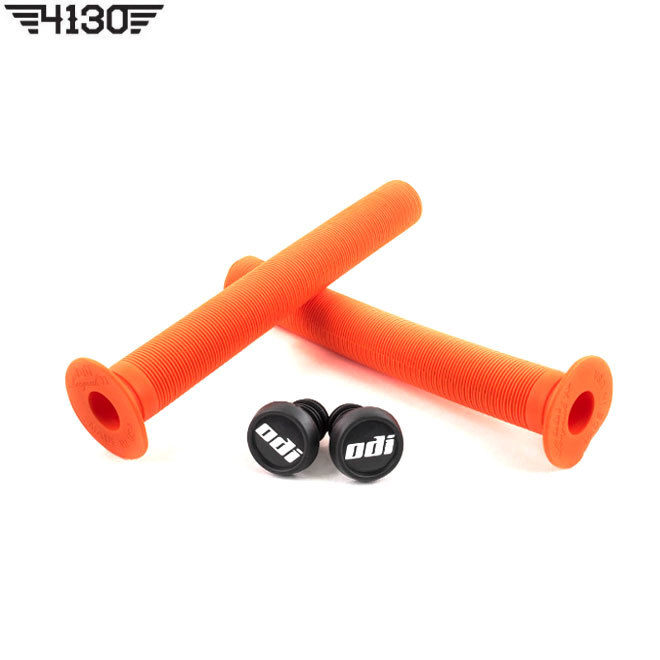 ODI Longneck XL Grips -ORANGE-