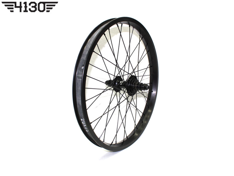 FLY Trebol Rear Wheel Set -Flat Black- (재입고)