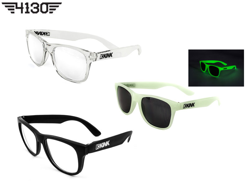 Kink New Safety Glasses -3 Colors-