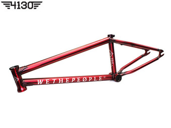 WeThePeople 2017 AWAKE Frame 20.85TT [Ed Zunda Signature] -Translucent Red-