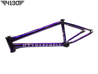 [품절] WeThePeople 2017 BATTLESHIP Frame 20.5TT -Translucent Purple-