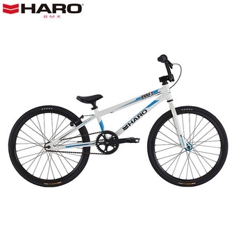 [품절/단종] HARO Annex Junior Racing BMX -Gloss Mtlc White- [쥬니어 레이싱모델]