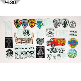 SUBOSA Sticker Packs B