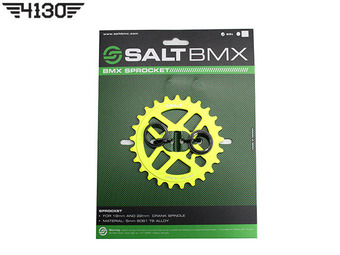 SALT PRO Sprocket 25T -Neon Yellow- [뉴 컬러 입고]