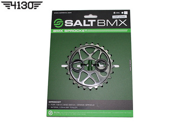 SALT COMP Sprocket 25T -Black-