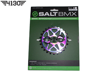 SALT COMP Sprocket 25T -Oil Slick-