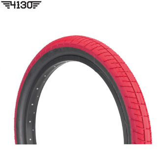 "SALT PLUS Sting Tire 2.3"" -Red / Black-"