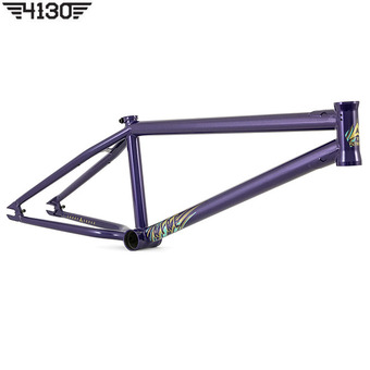 FLY AIRE FRAME 21 TT -Gloss Metallic Dark Purple- [Larry Edgar S.G]