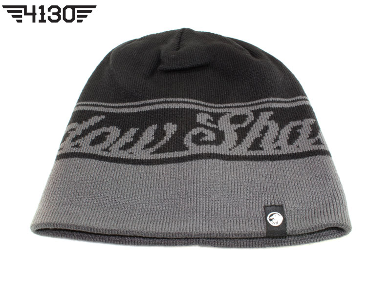 TSC Classic Beanie Blk/Gry