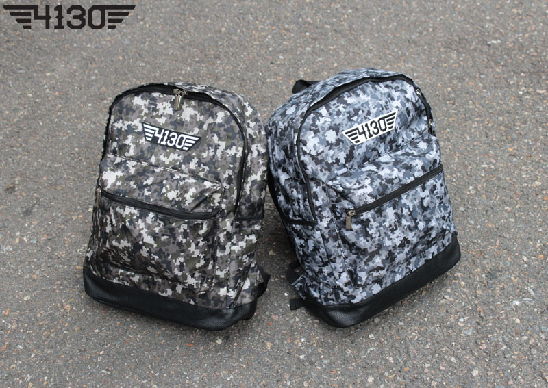 4130 CAMO BackPack [2 Colors]