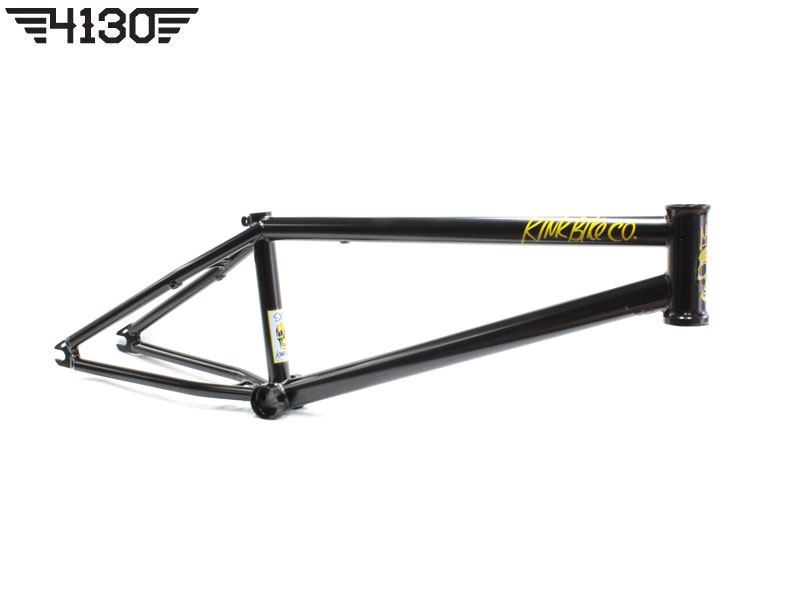 "KINK NEW SEAN SEXTON SIGNATURE ISSUE4 BMX FRAME -20.5""- [BLACK] -재입고-"