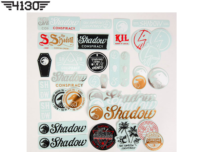 SHADOW 2015 Sticker Packs