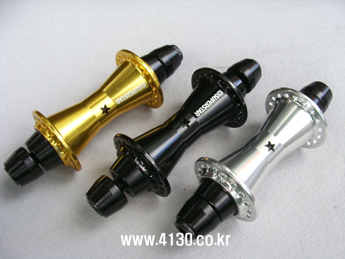 Overdrive front hub -gold- [스페셜 세일]